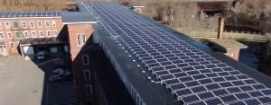 120kw solar array