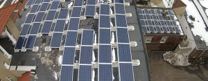 33.KW solar array with SolarEdge panel Optimizers and Inverters